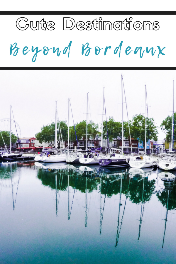 7 Stunning Places To Discover Beyond Bordeaux is part of Stunning Places To Discover Beyond Bordeaux - If you're planning on traveling to Bordeaux region make sure to visit some of these charming places near Bordeaux  These destinations in New Aquitaine might help you plan the perfect roadtrip in the southwest of France