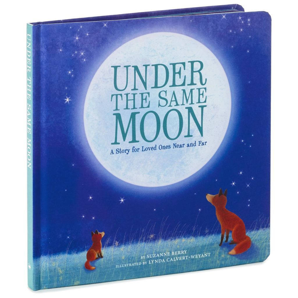 Under The Same Moon Board Book With Images
