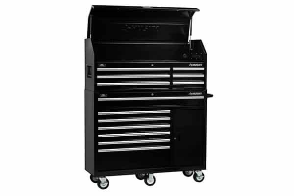 Husky Rolling 13 Drawer Tool Chest Cabinet