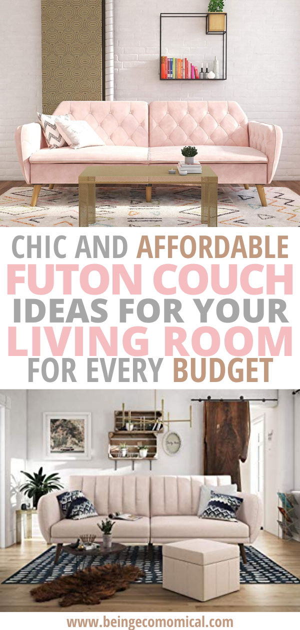 10 Futon Couch Alternatives For Every Budget In 2020 Couch