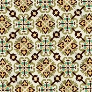 Rosario 2 Santa Barbara Ceramic Floor Tile Painting Tile Floors Ceramic Floor Tile Painted Floor