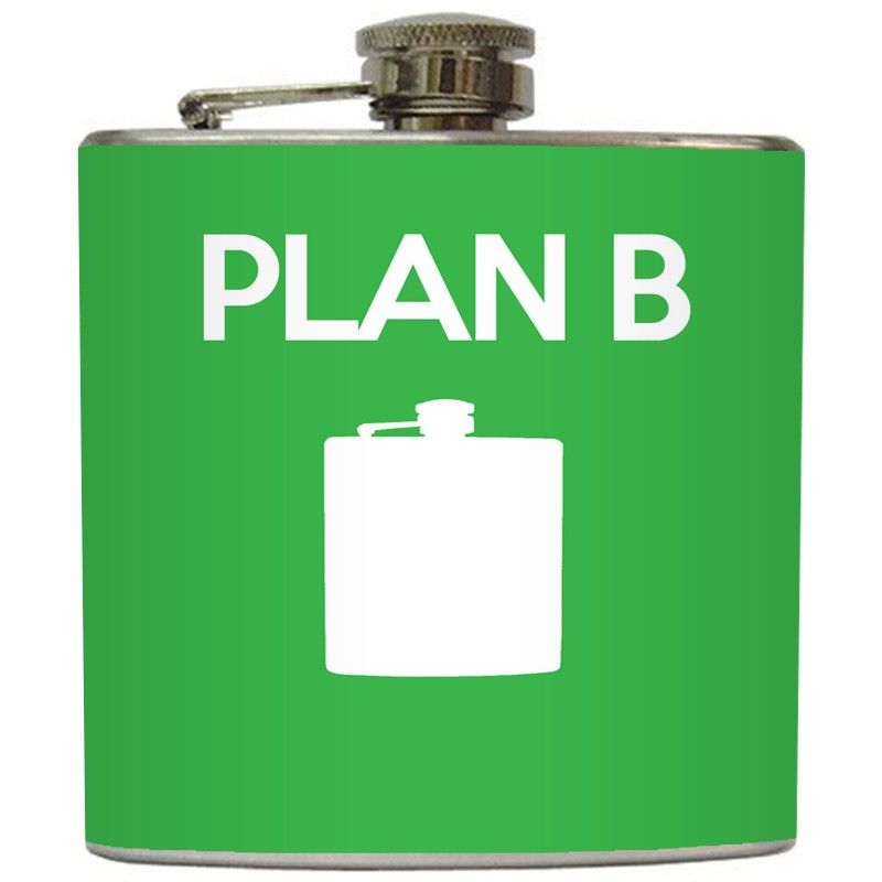 Always Have a Plan B!