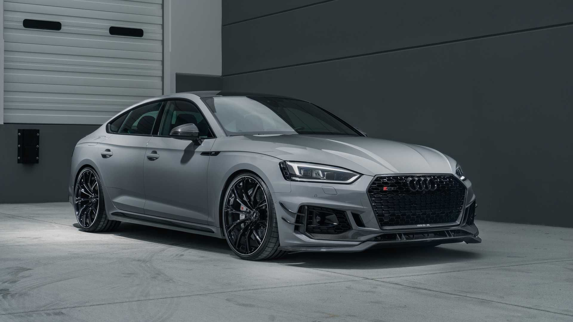 ABT Shows Off Their New RS5-R Based On Audi RS5 Sportback