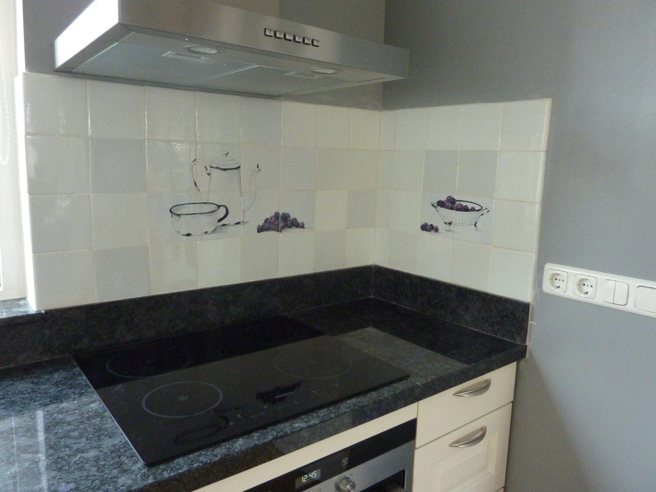 Keuken Witjes Achterwand : Keuken witjes tegels van toen witjes tiles