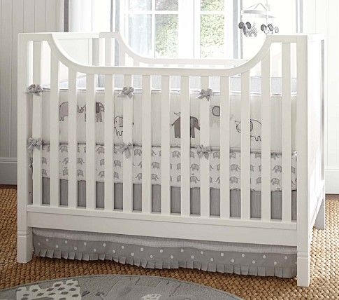 I Love This Bedding Set For The Baby Adorable And Neutral Taylor Nursery Pottery Barn Kids