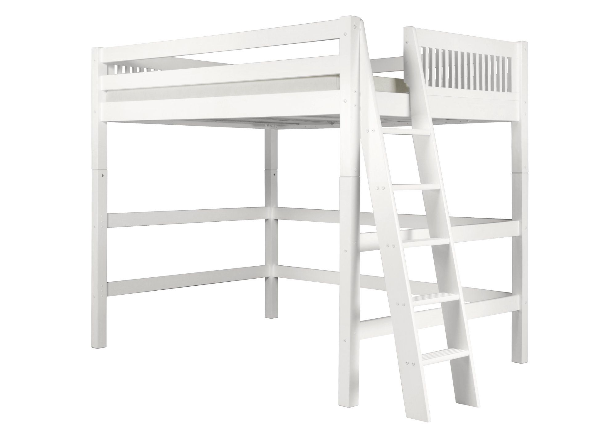 Loft bed with desk girls  Isabelle Loft Bed  Products  Pinterest  Lofts and Products