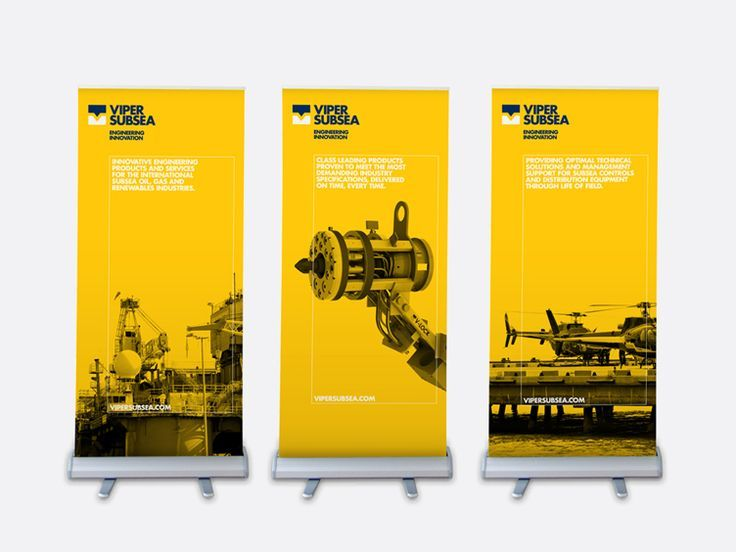 viper subsea banners mytton williams - Banner Design Ideas