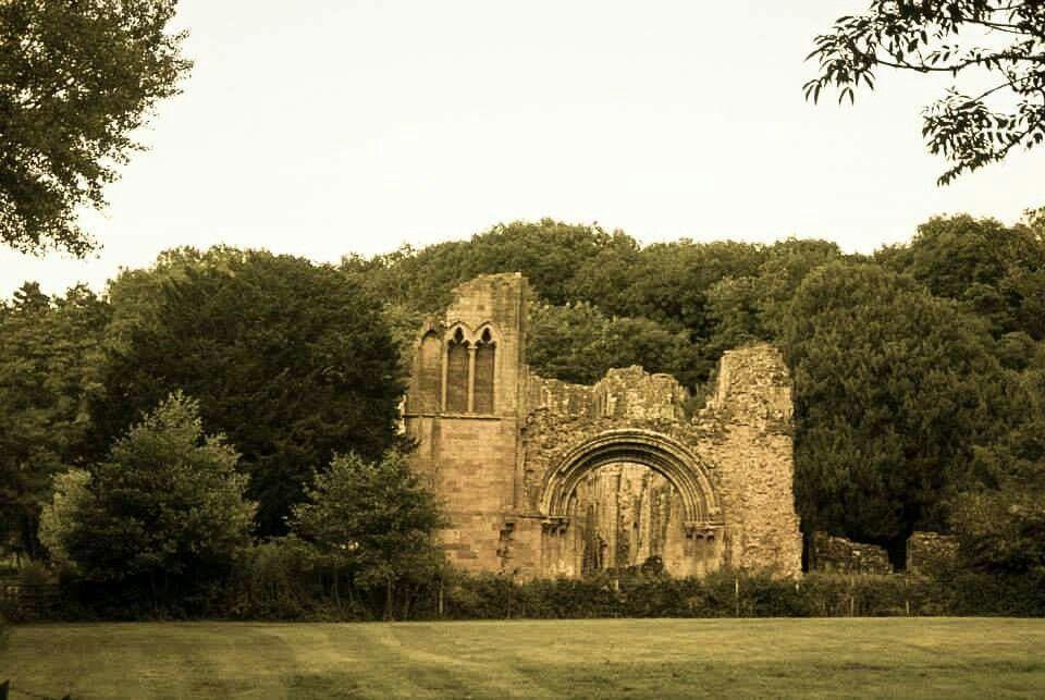 Lilleshall Abbey, Shropshire