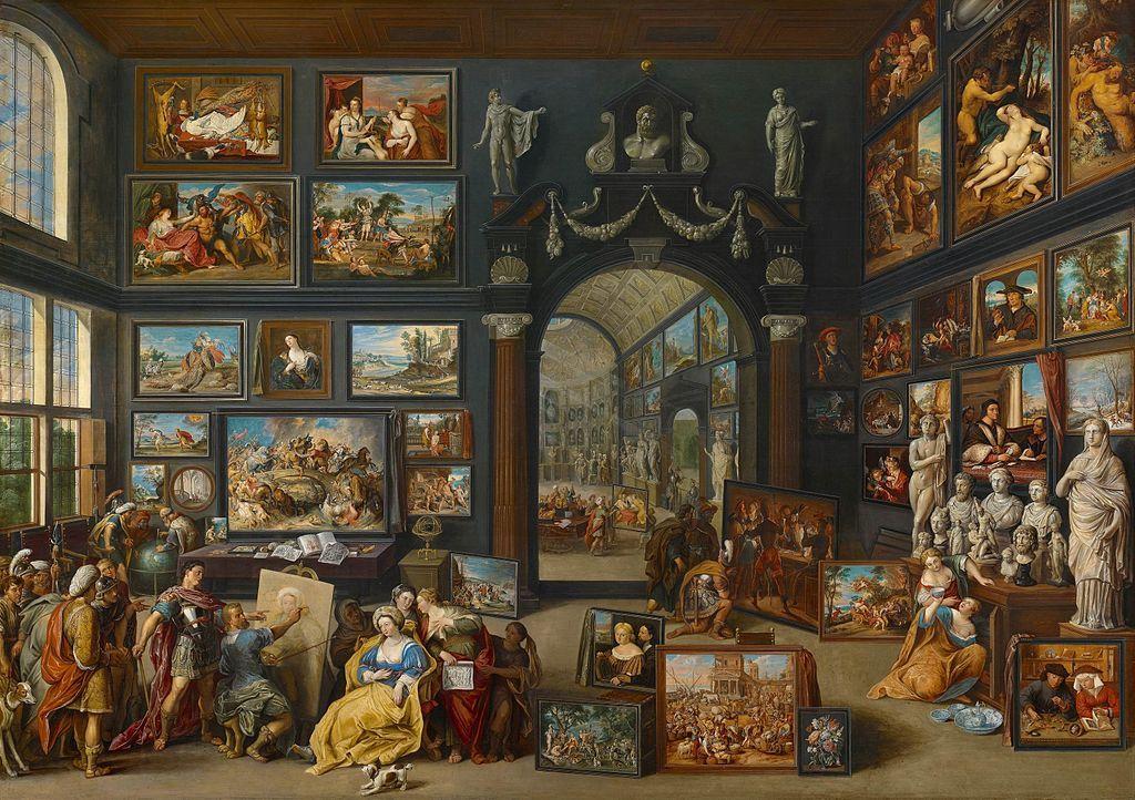 Resultado de imagen de gabinete de pintura