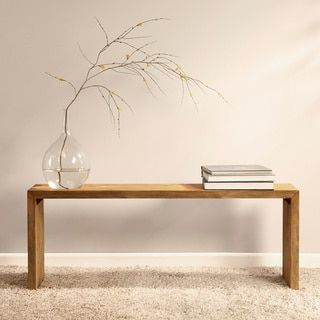 Renate Natural 48 Inch Dining Room Bench Dining Room Bench Home Decor Simple Benches