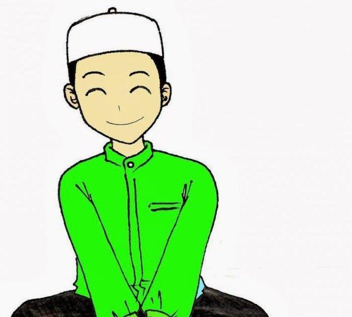 27++ Kartun cowok muslim ganteng ideas