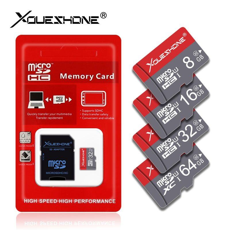 Tarjeta Micro Sd 8gb 16gb 32gb 64gb Carte Sd Memory Card 128gb