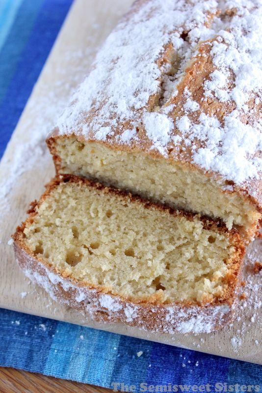 The Best Sour Cream Pound Cake Recipe Sour Cream Pound Cake Sour Cream Cake Best Sour Cream Pound Cake Recipe
