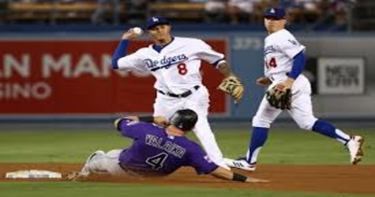 Watch Los Angeles Dodgers Vs Colorado Rockies Live Stream Online Free Game 6 April 2019 Baseball Match Baseball Live Major League Baseball