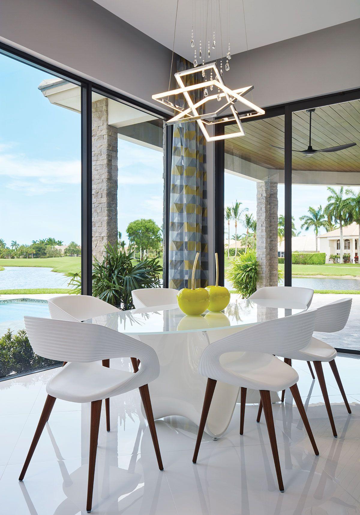A Modern Vision Scan Design Scandinavian Dining Chairs Sculptural Chair