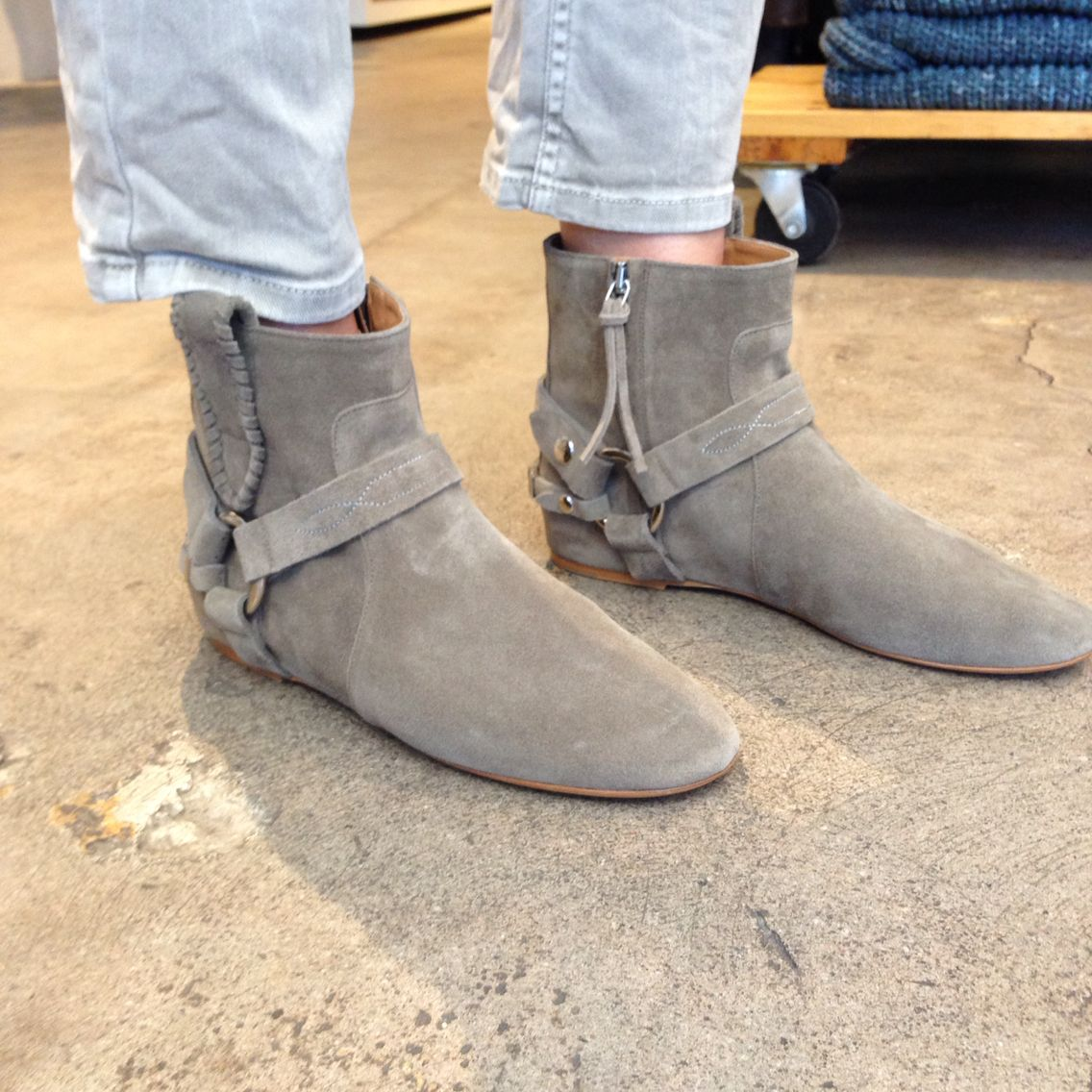 Isabel Marant Ralf boots!! In shop now!