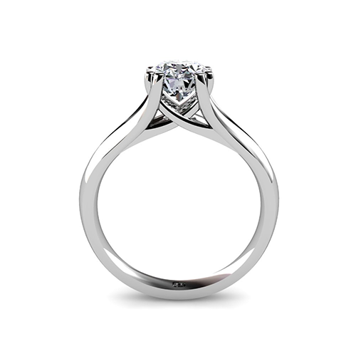 diamond engagementdetails engagement cfm classic rings trellis cut cushion solitaire ring