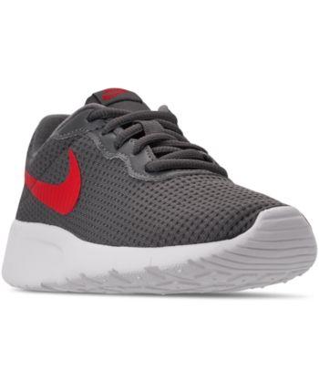 Nike Little Boys' Tanjun Casual Sneakers from Finish Line