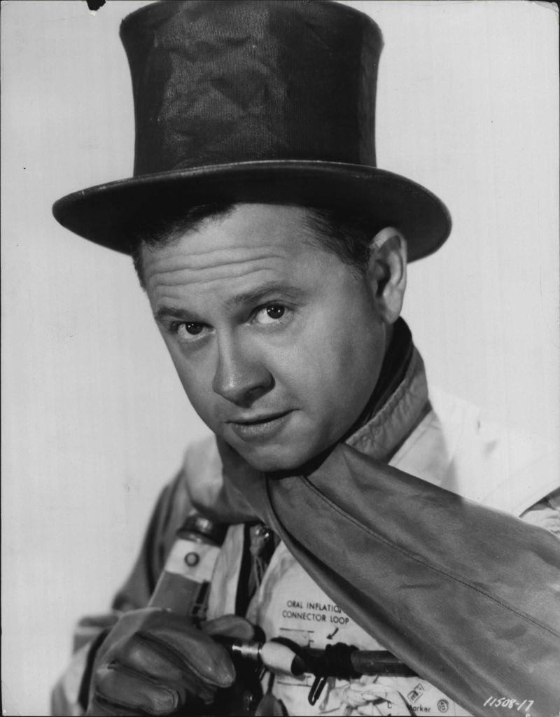 Mickey Rooney  The Bridges At Toko-Ri (1955)
