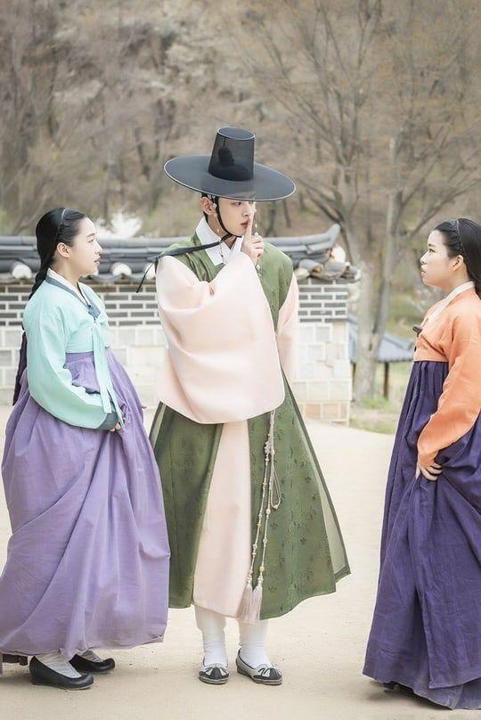El nuevo drama histórico y romance de Cha Eun Woo de ASTRO