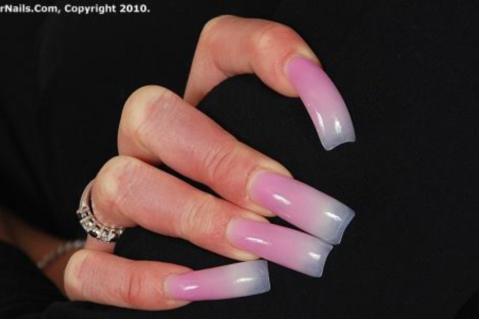Acrylic nails | Long Nails!!!! | Pinterest | Acrylics, Nail nail and ...