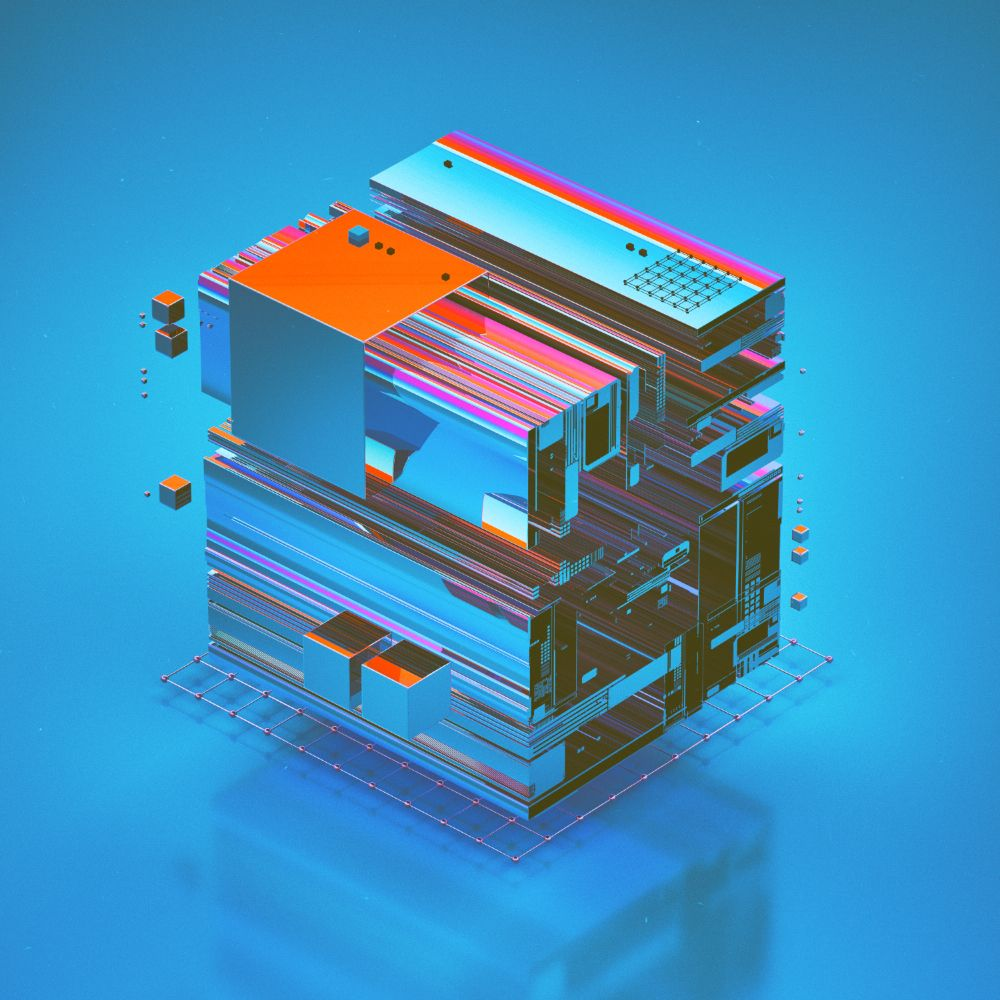 beeple - the work of mike winkelmann (cinema 4d project files, free ...