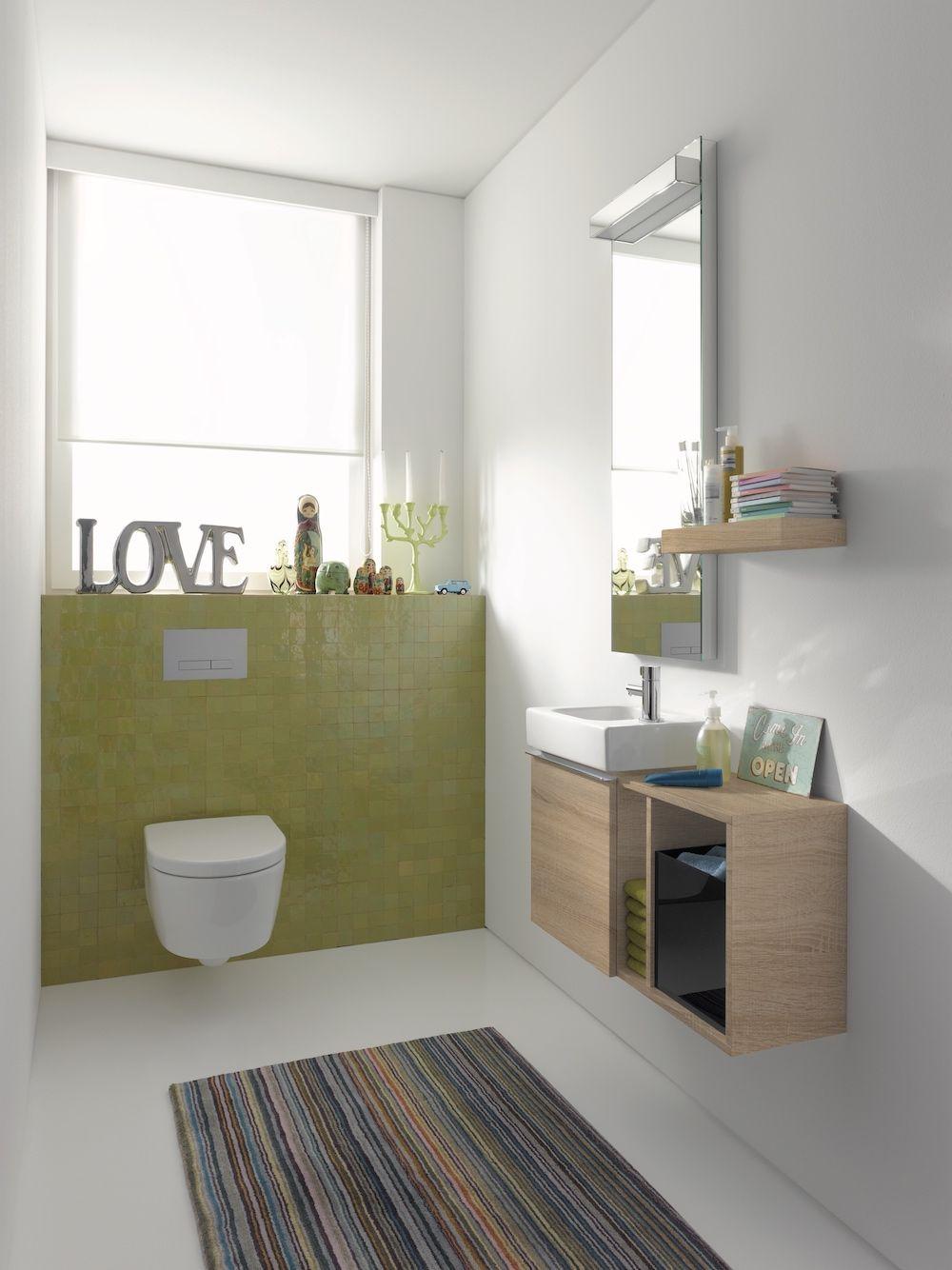 Hoe richt je een kleine badkamer in