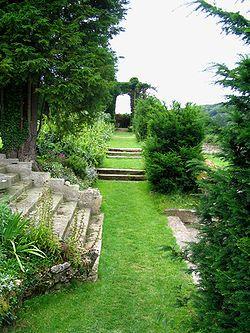 Jardin A L Italienne Wikipedia Jardin Italien Jardins Et