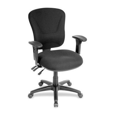Adjustable Footring Pneumatic Seat Height Adjustment and Chrome Finish Base Drafting Chair Black Office Star Products 13-37P500D SPACE Seating Deluxe AirGrid Back with Mesh Seat