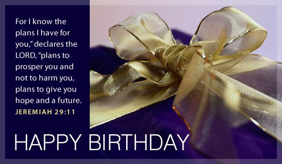 Free Jeremiah 2911 eCard eMail Free Personalized Birthday Cards – How to Send an Email Birthday Card