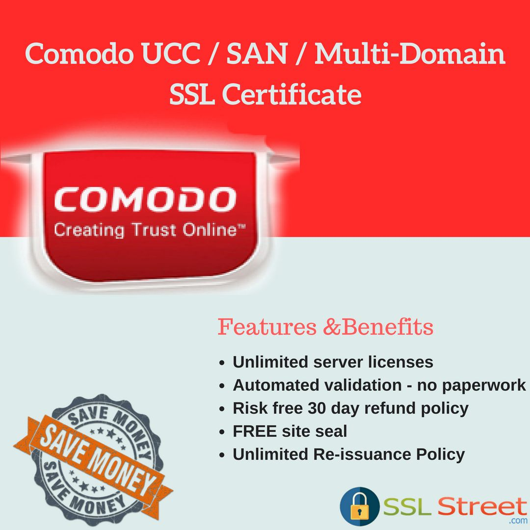 Multi Domain Ssl Certificates Usually Identified As Subject