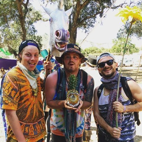 A world full of unicorns and giant flowers 🌼💚🌼 @bomb_diggitybz #Lucidity #LucidityFestival #Unicorn #Flower #Music #StayWeird #Epic #FunTimes #GoodVibes #ThirdEyePinecones