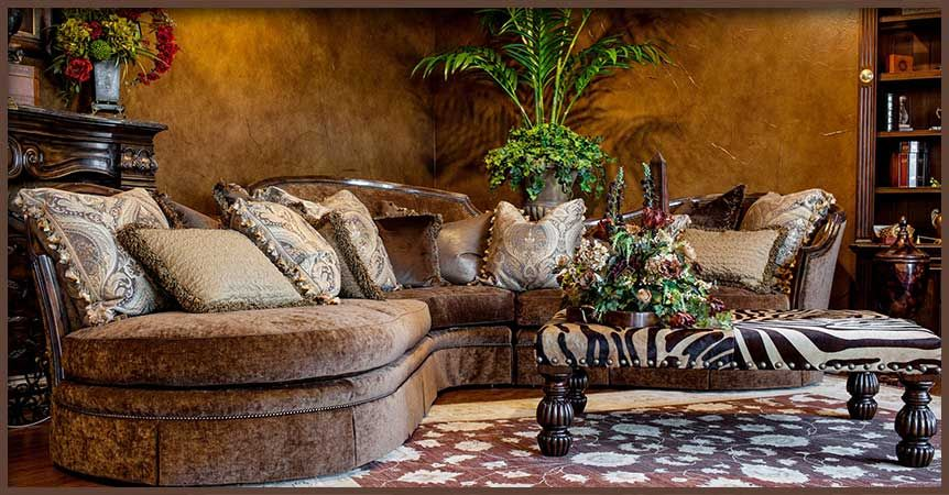Old World Sectional Sofas Google Search