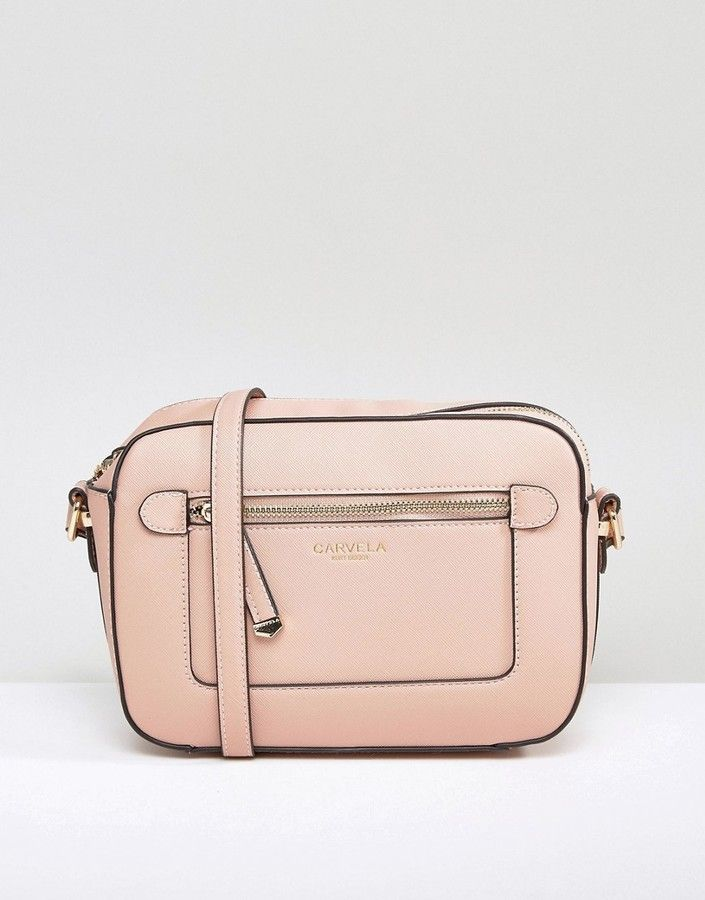 Cute Pale Pink Crossbody Bag Handbag Women S Accessories Asos
