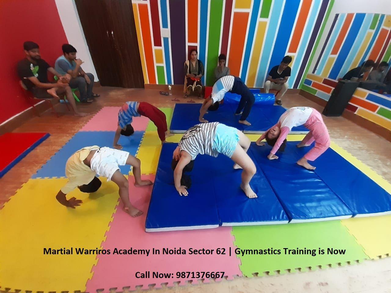 Gymnastics classes for kids in indirapuram gymnastics