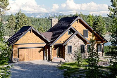 Plan 21941dr Natural Harmony In 2020 Cottage House Plans Craftsman Style House Plans Cottage Plan