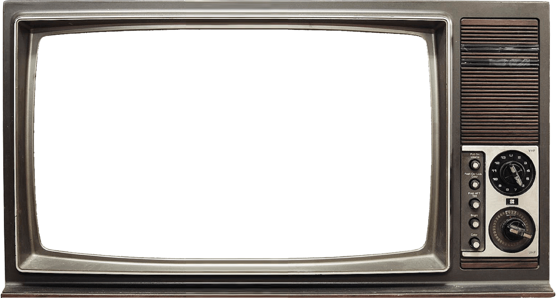 Old Television Png Image Vintage Tv Old Tv Art Hoe Aesthetic