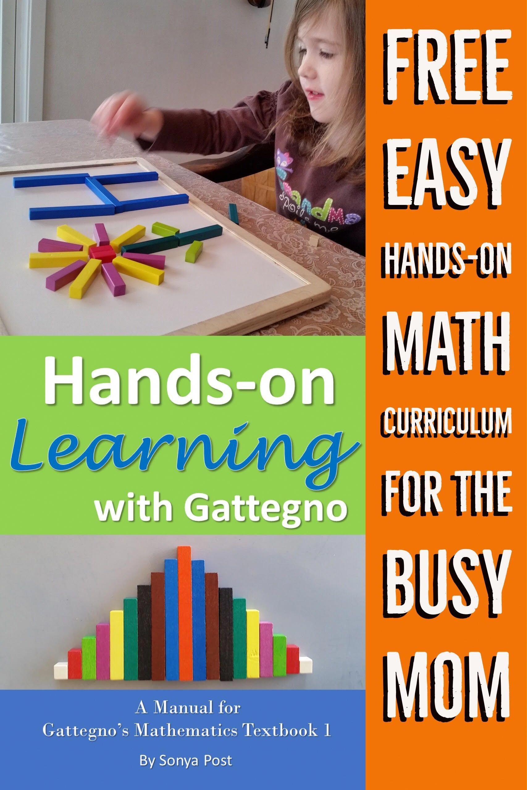 Turn Math Fear To Math Love Gattegno Provides The