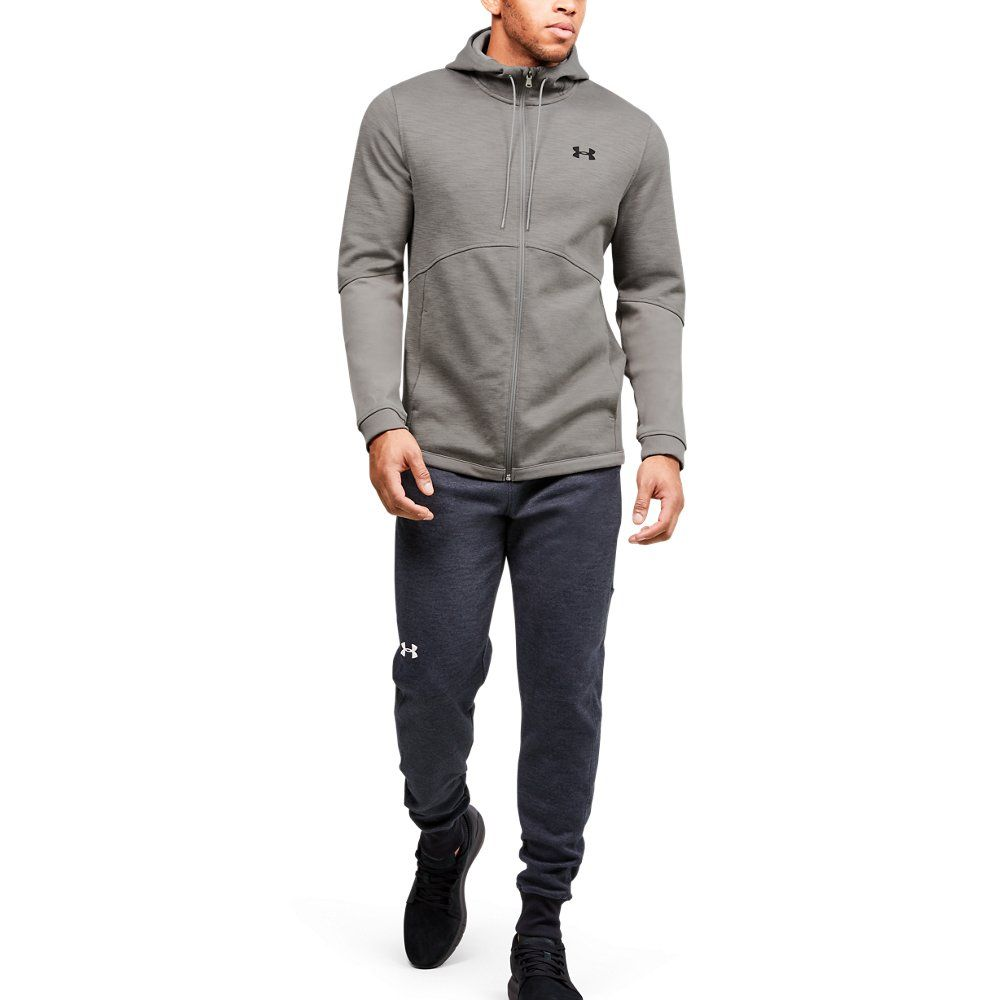 Photo of Under Armour Mens Double Knit – Black XL