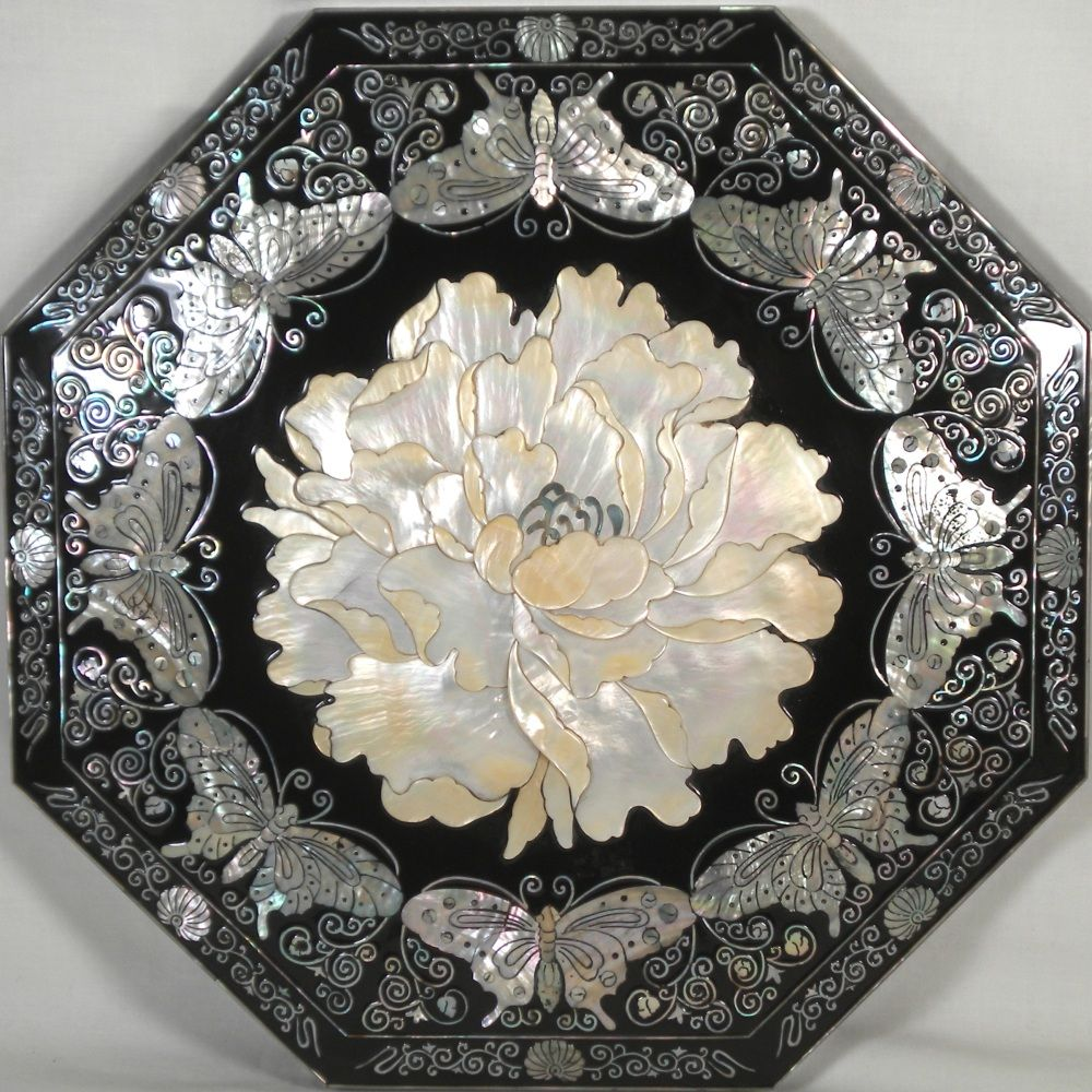 Korean Mother Of Pearl Inlay