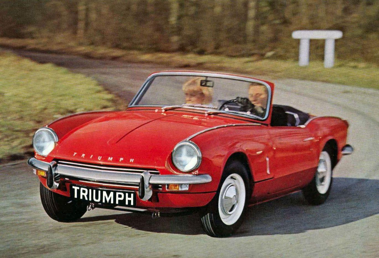 triumph-spitfire-mk3 | Cars I like | Pinterest | Triumph spitfire ...
