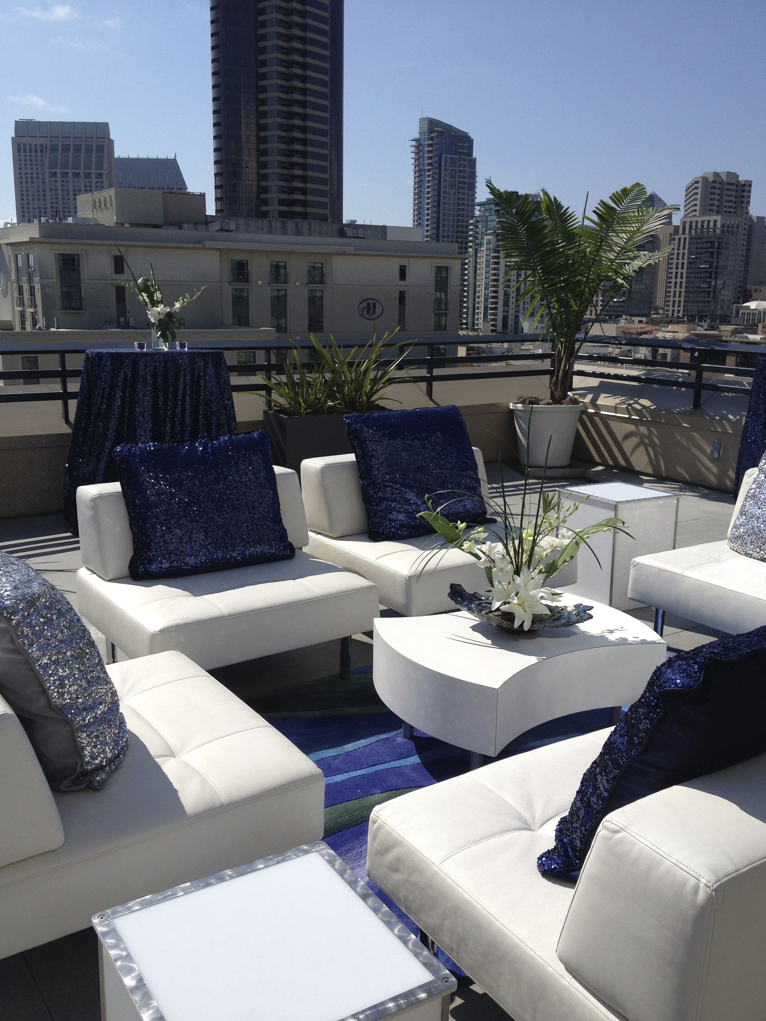 Rooftop Lounge In San Diego CA