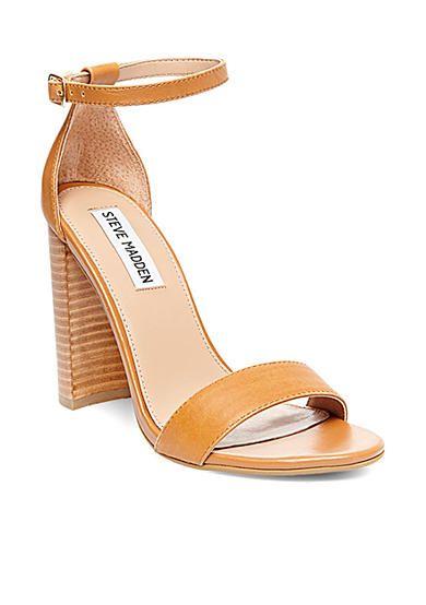 e7091715673 Steve Madden Carrson Block Heel Sandal | Finishing Touches | Shoes ...