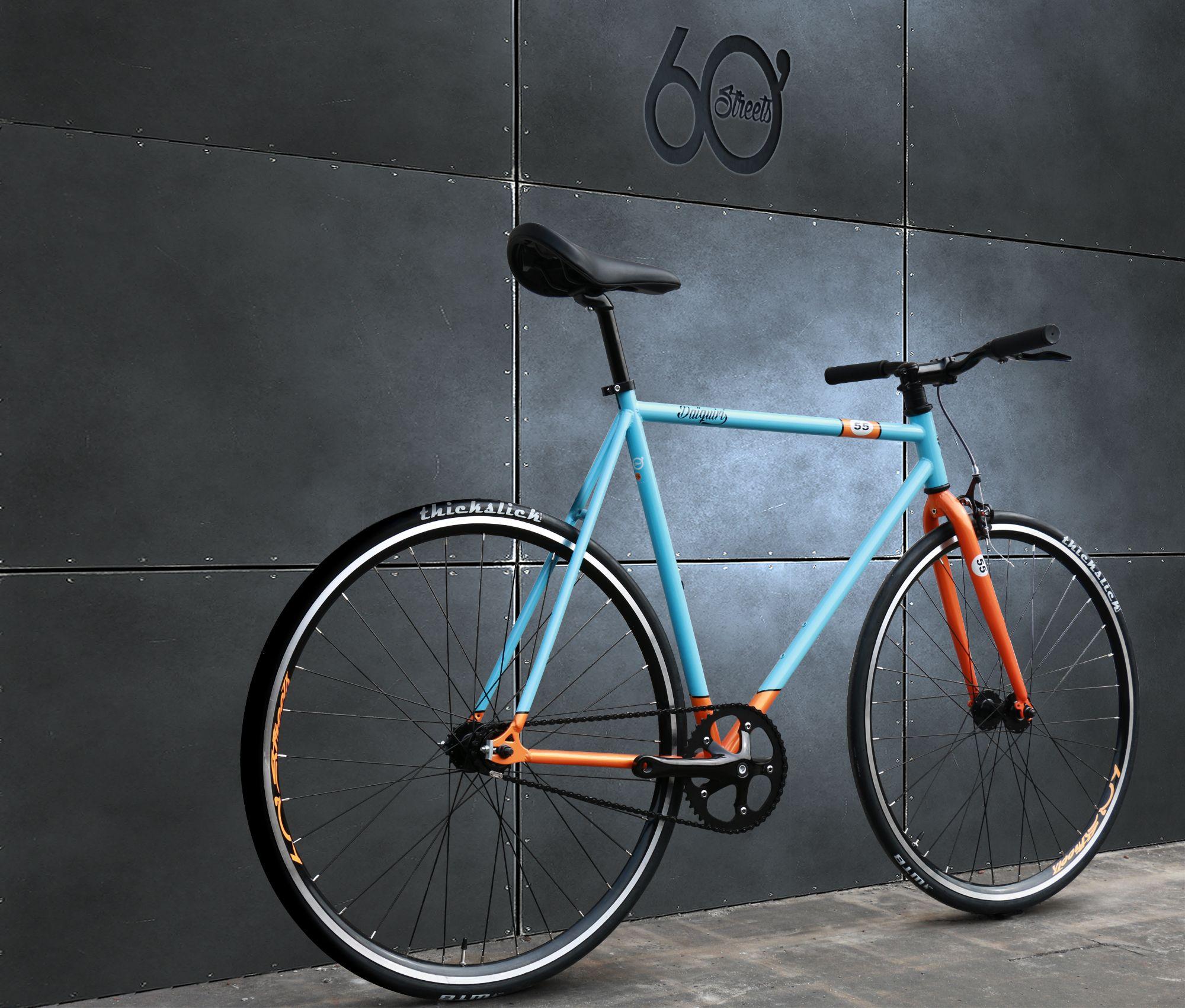 8b5758db4 700c Daiquiri Limited Edit GULF Fixed Gear Bike Fixie Single Speed ...