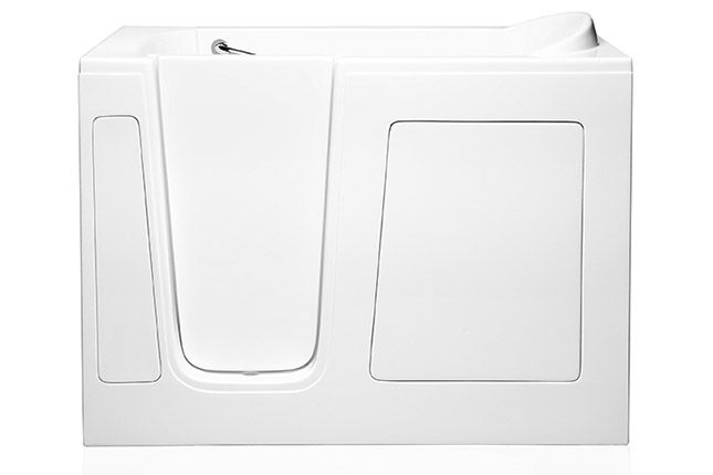 Our Bestselling Walk In Tub Perfect Retrofit For Standard Bathroom Best Average Size Of A Bathroom Decorating Inspiration