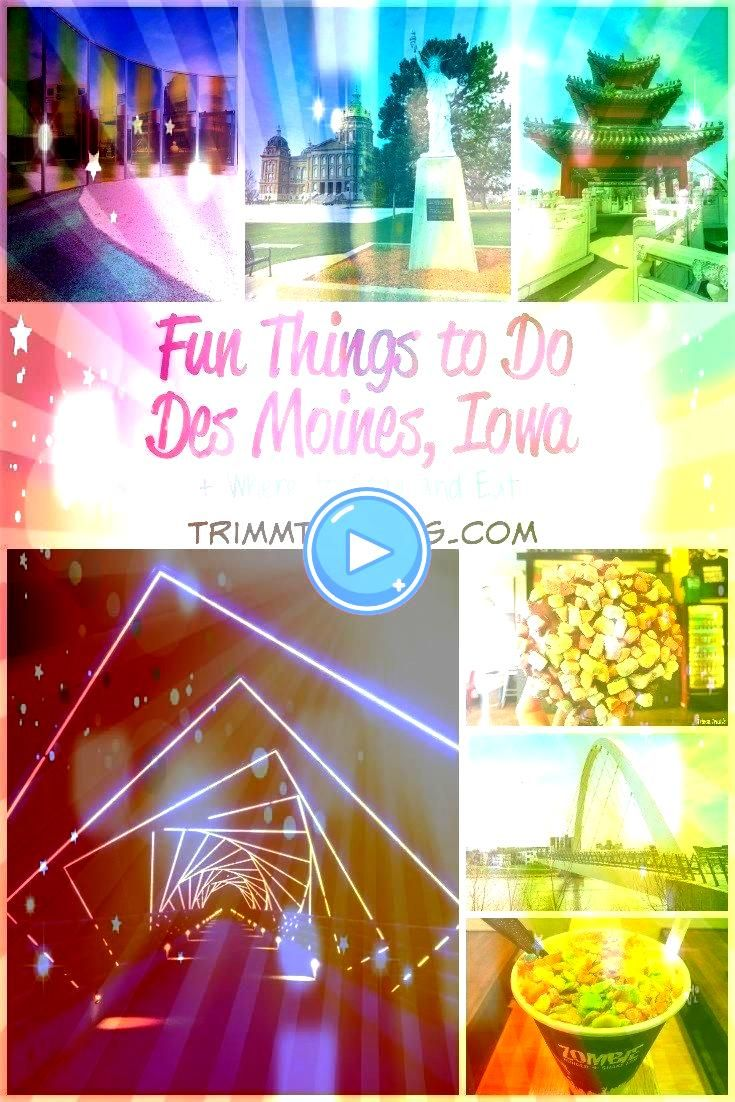I didnt see Des Moines coming Discover why I call it t The Perfect ThreeDay Weekend in Des Moines  Iowas capital of Des Moines has a lot to offer in the way of culture fo...
