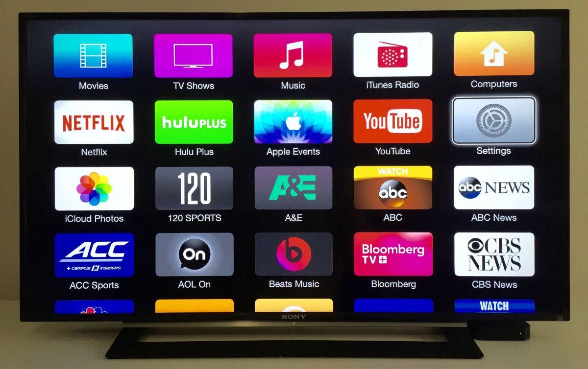 Apple TV Apps Apple tv, Tv app, App icon design