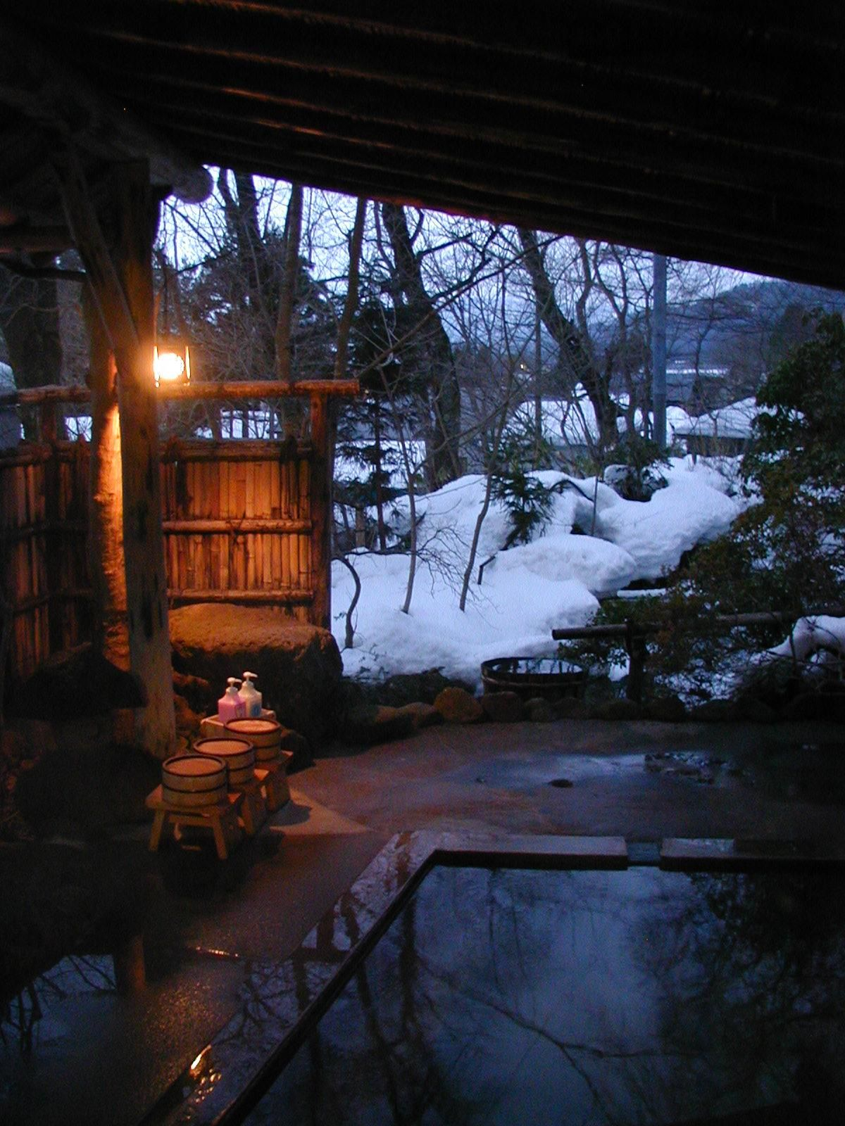 Onsen in Nachikatsuura, a hot spring region in Japan. | Japan Onsen ...
