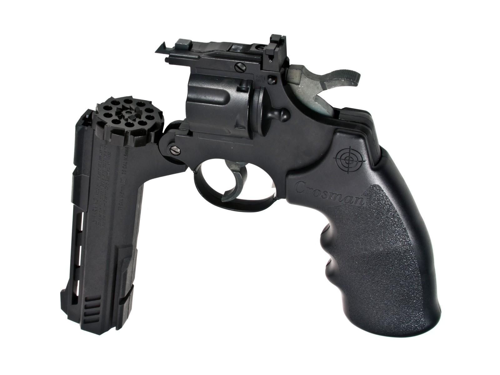 Crosman Vigilante CO2 Revolver  Air guns | Pyramyd Air