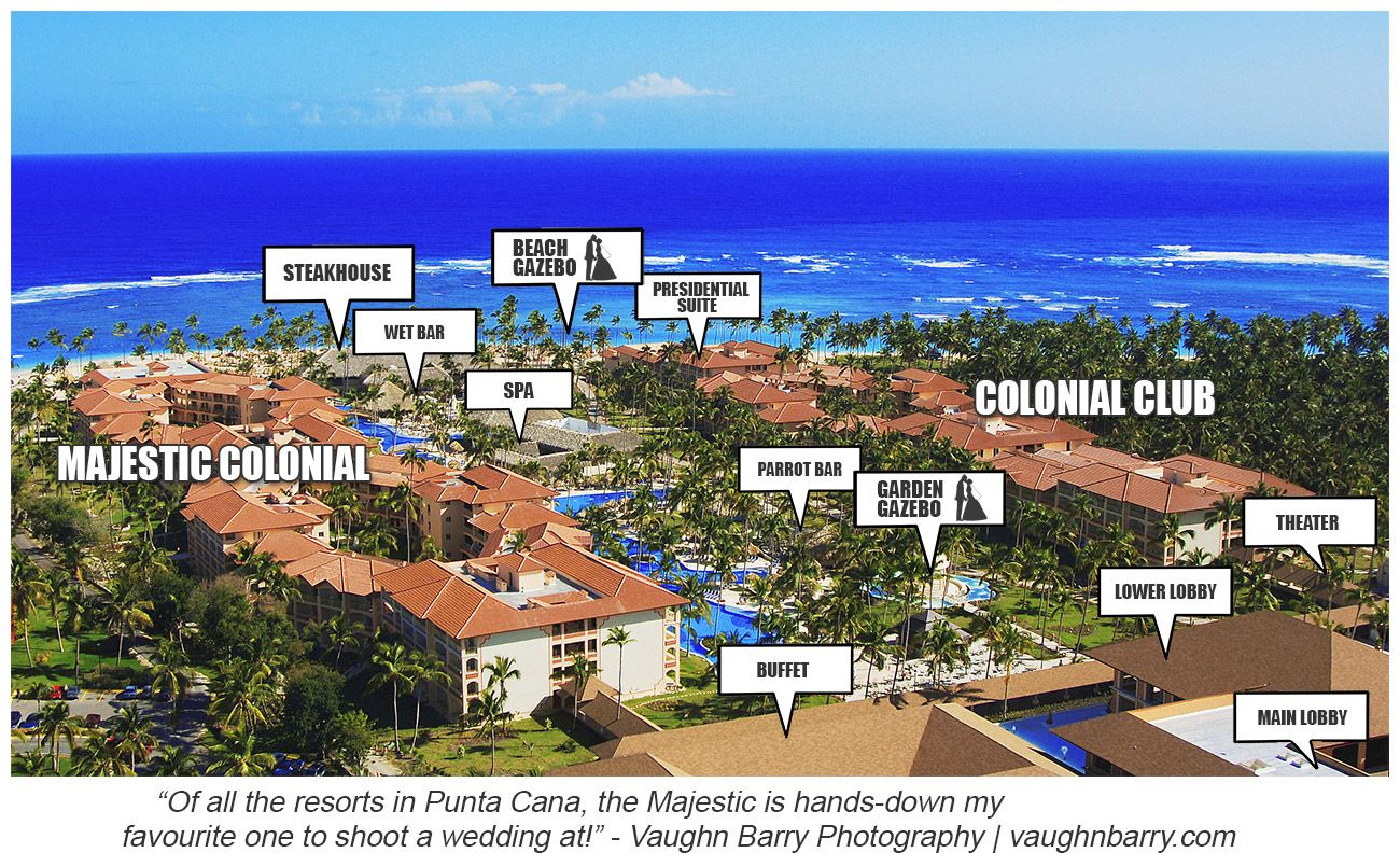 The all inclusive majestic colonial punta cana hotelresort aerial view punta cana dominican republic all inclusive hotels pinterest punta cana